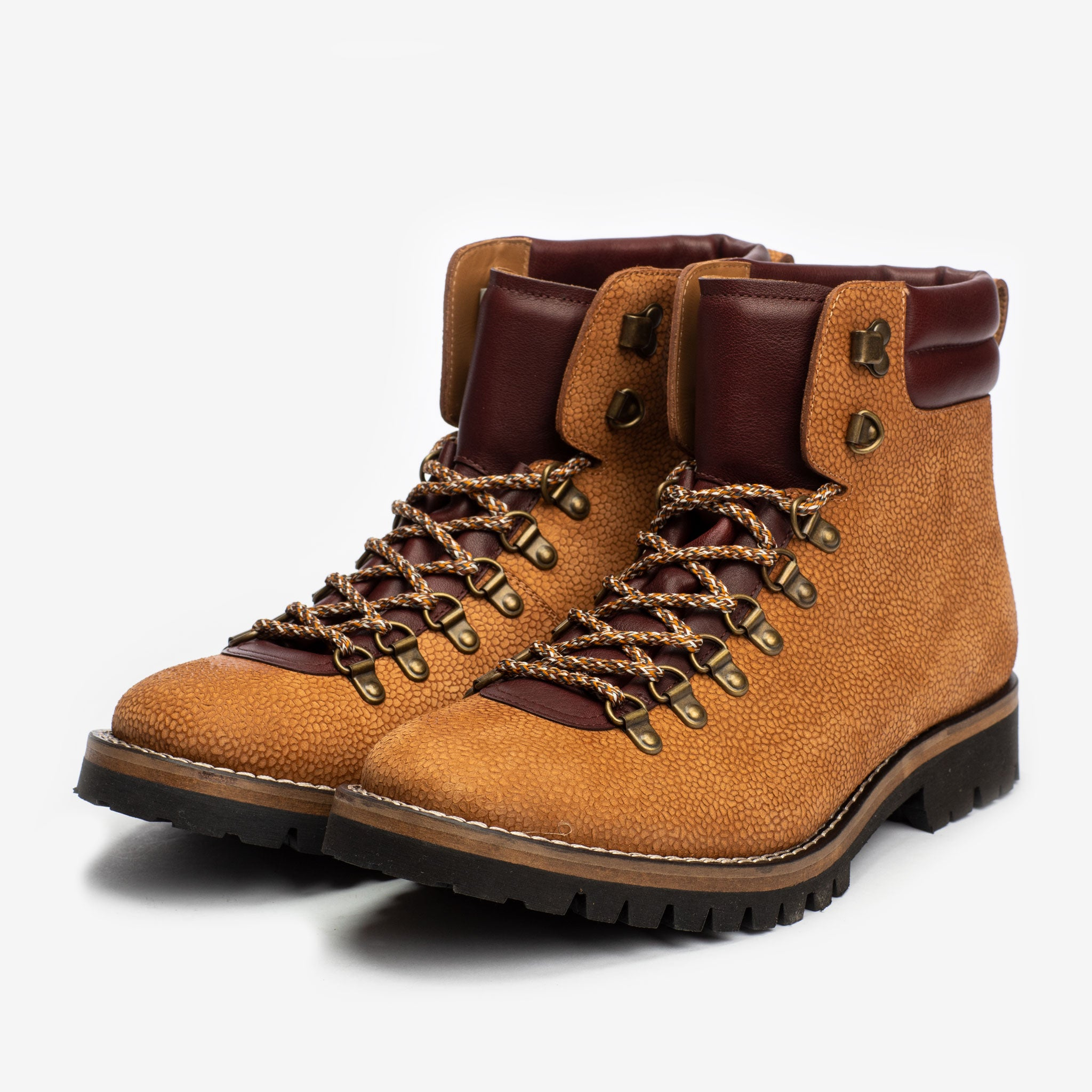 The Viking Boot in Coach