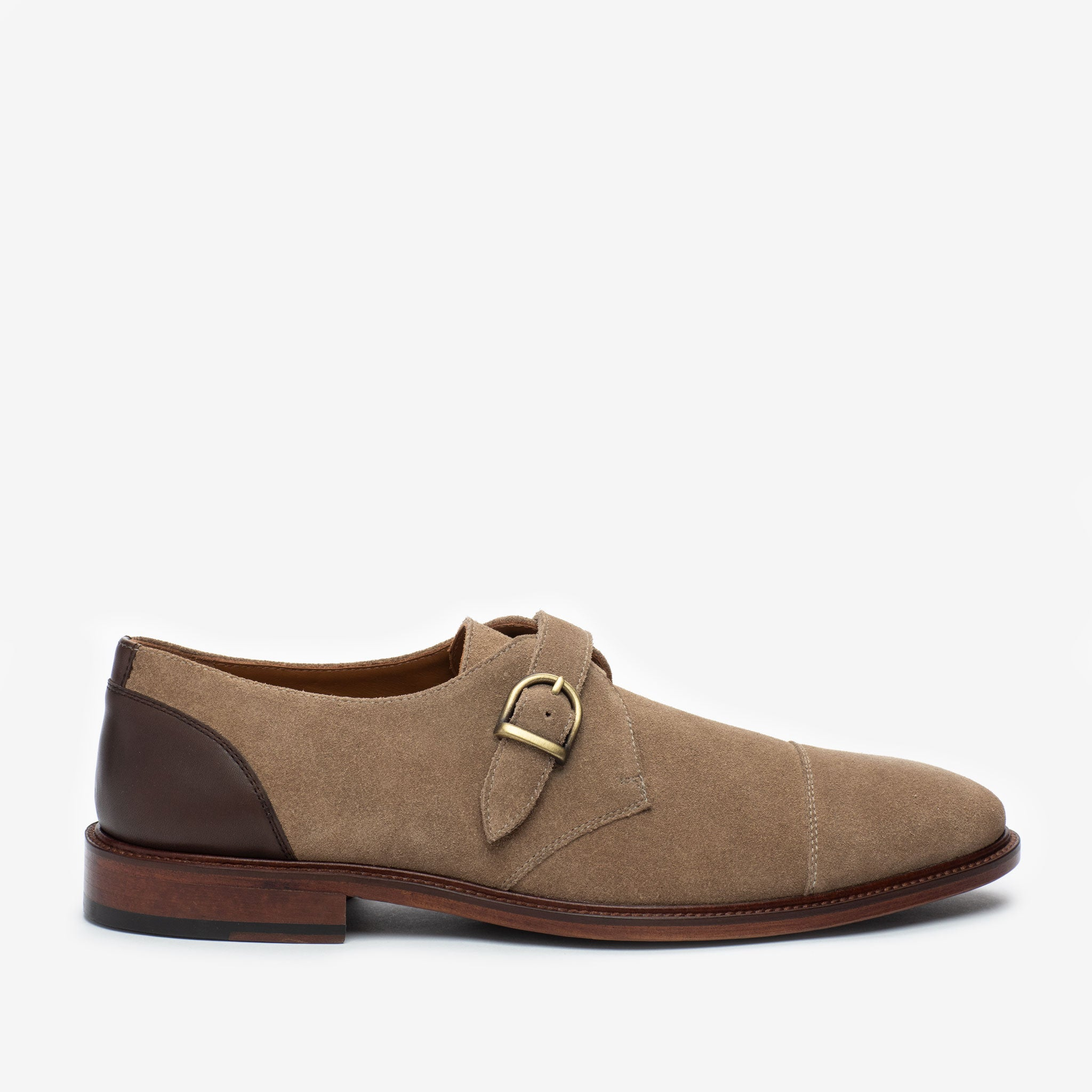 The Westminster Shoe in Beige