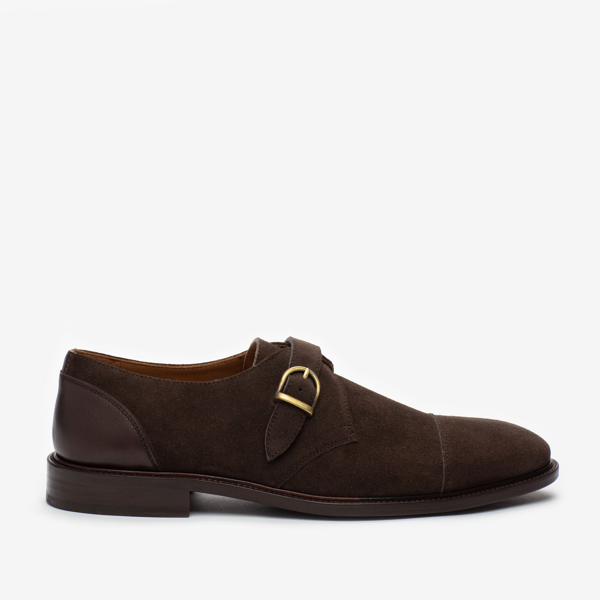 The Westminster Shoe in Chocolate