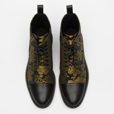 Jack Boot Floral Top
