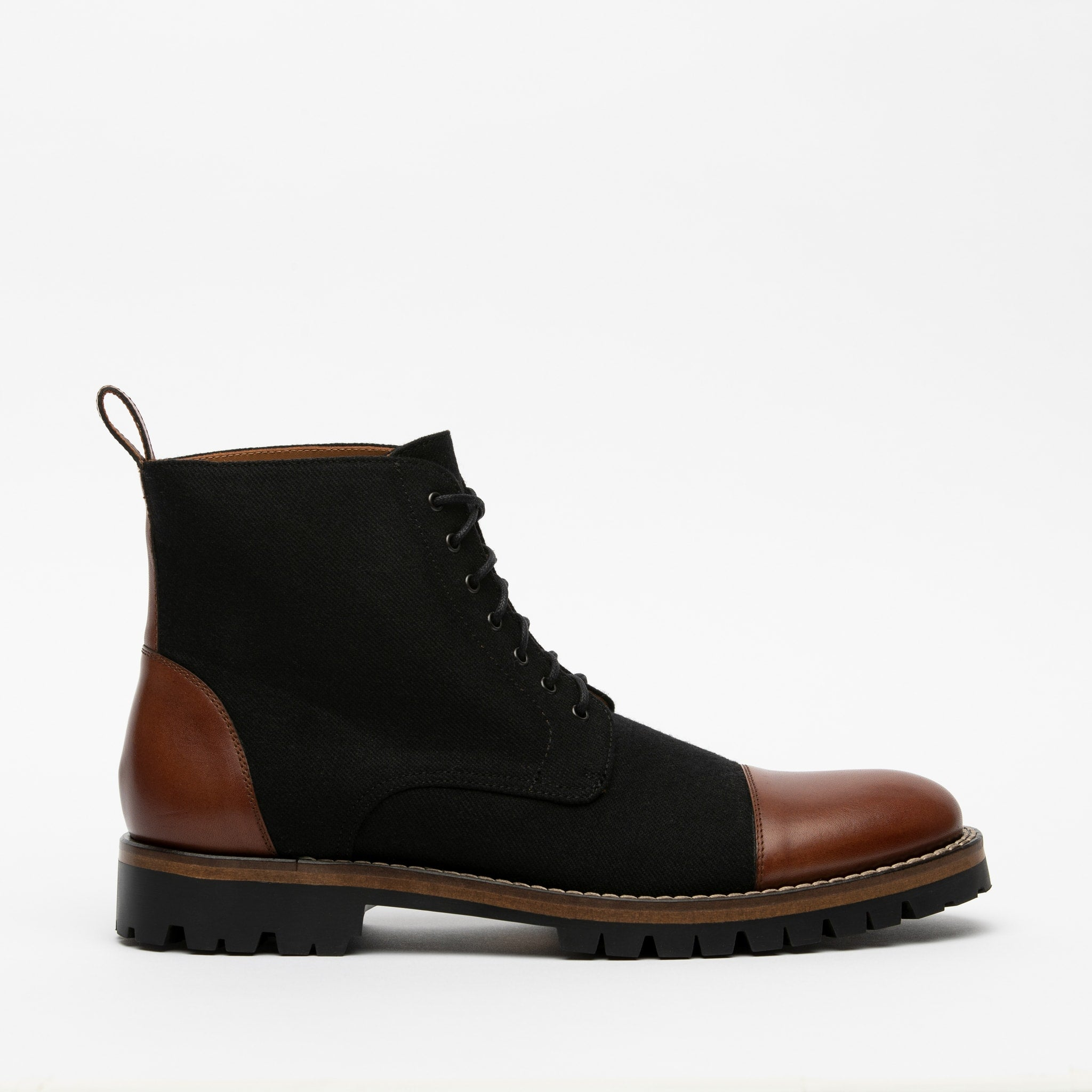 Jack Boot in Industrial side view
