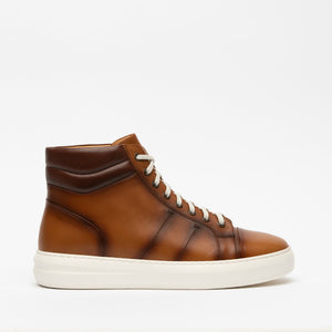 The Hightop in Brown (Last Chance - No Returns or Exchanges)