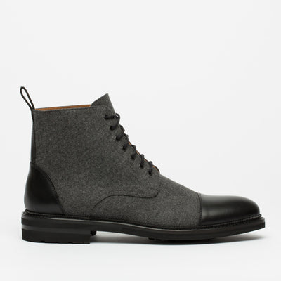 Jack Boot Black Side