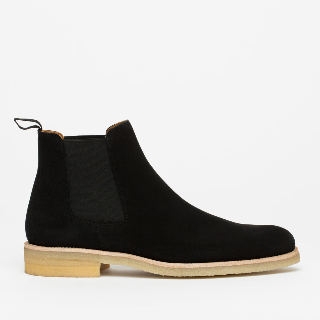 The Jude Boot in Black