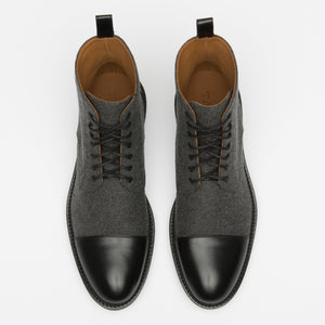 Jack Boot Black Top
