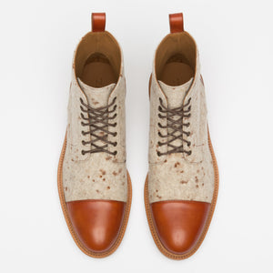 The Jack Boot in Calico