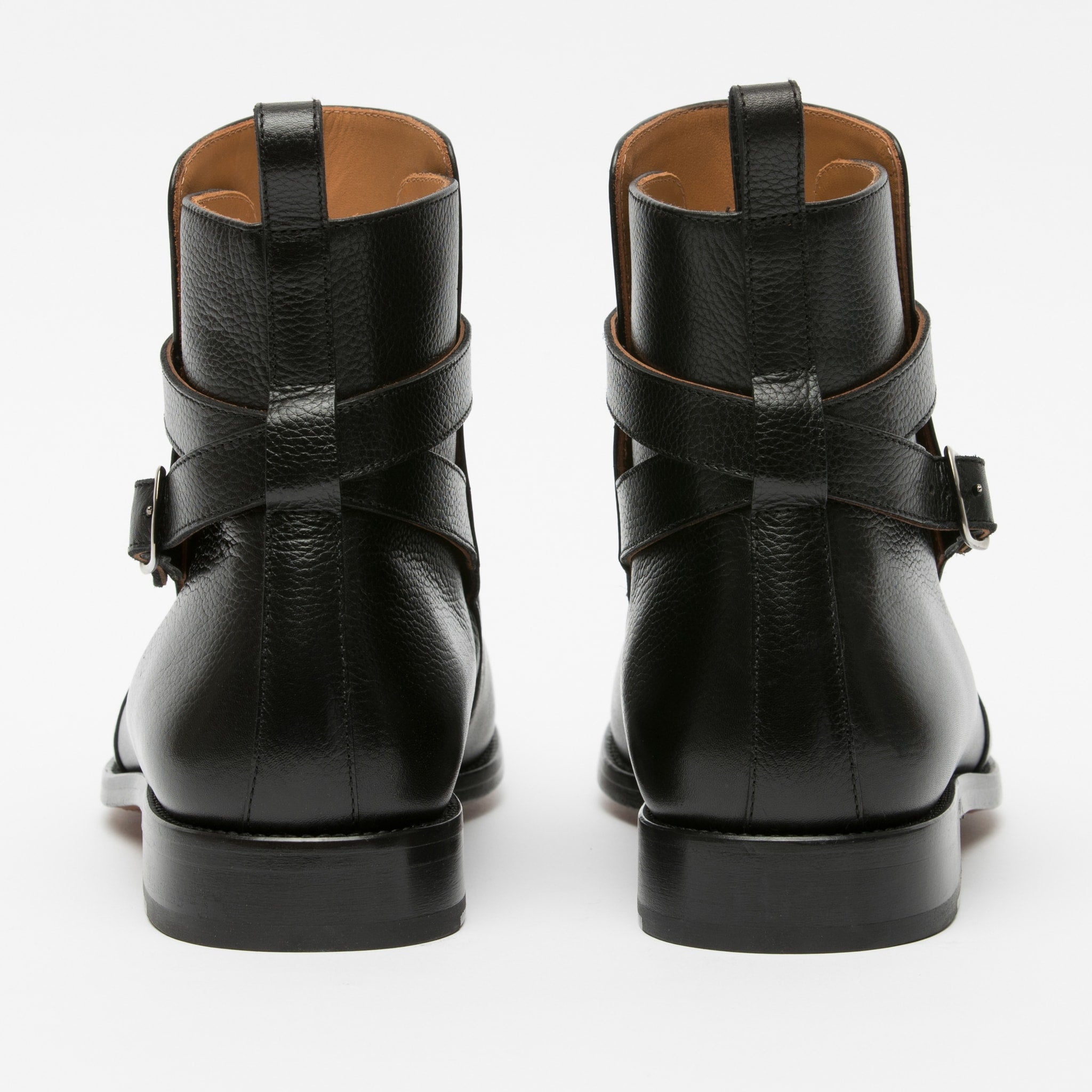 The Dylan Boot in Black Back
