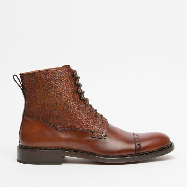 The Jones Boot in Cognac