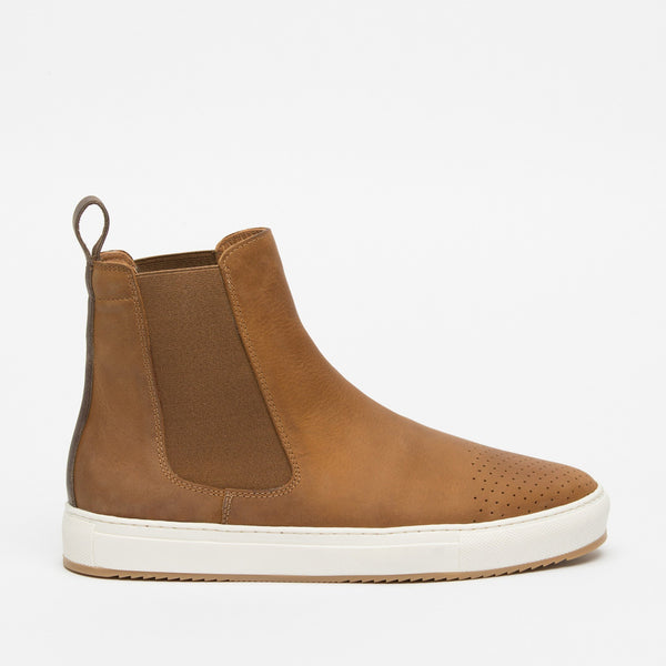 The Fury Boot in Brown (NEW)