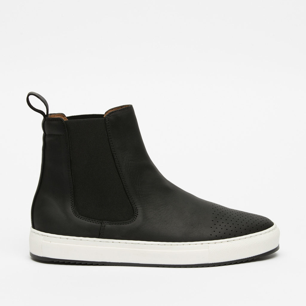 The Fury Boot in Black