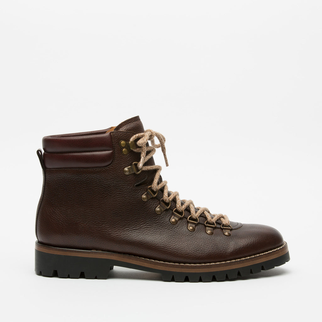 The Viking Boot in Brown