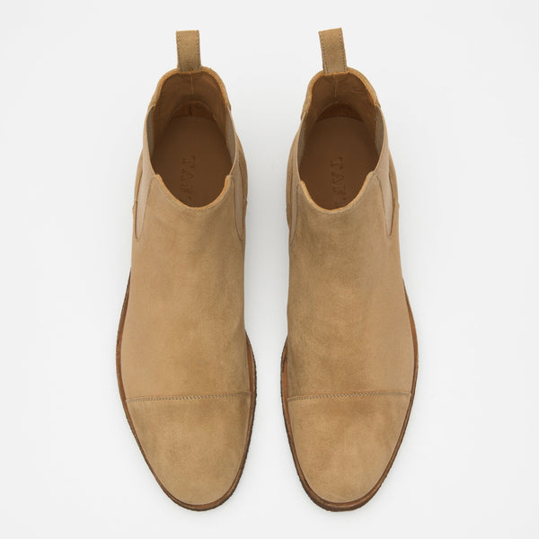 The Outback Boot in Beige