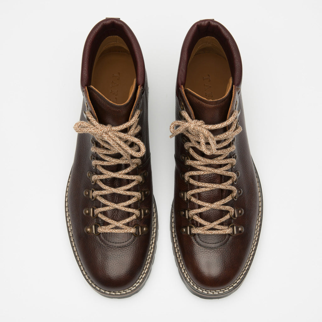 Viking Boot Brown Top