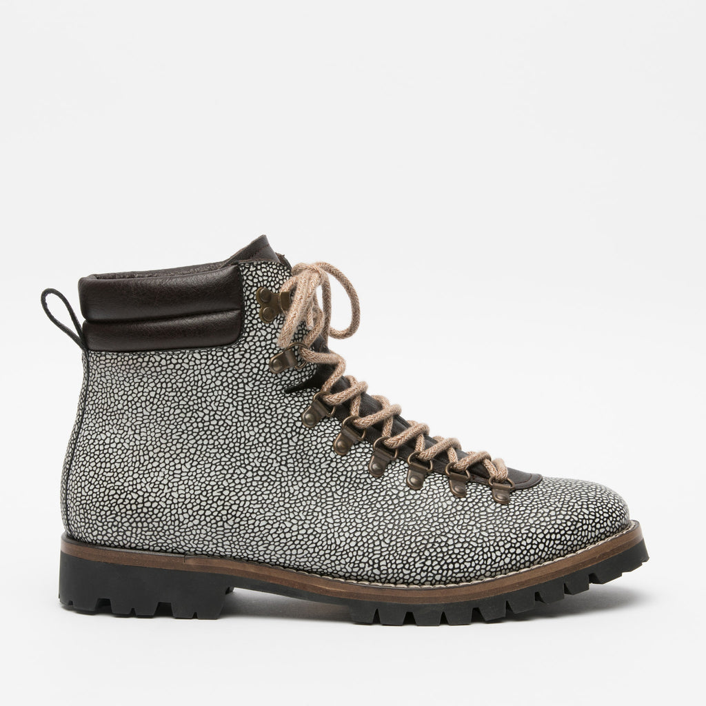 The Viking Boot in Stone