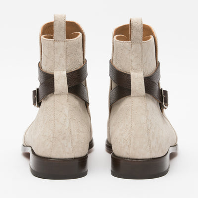 The Dylan Boot in Salt Back