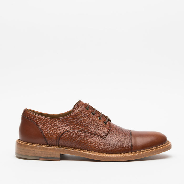 The Rome Shoe in Brown