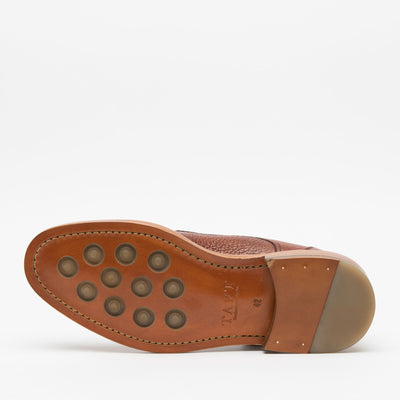 Rome Shoe Brown Bottom