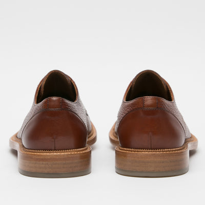 Rome Shoe Brown Back