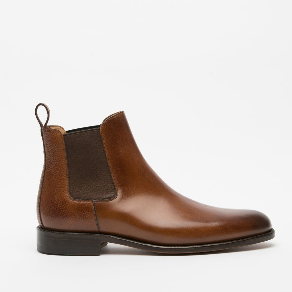 The Hiro Boot in Brown