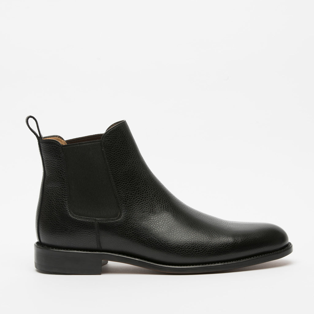 The Hiro Boot in Black