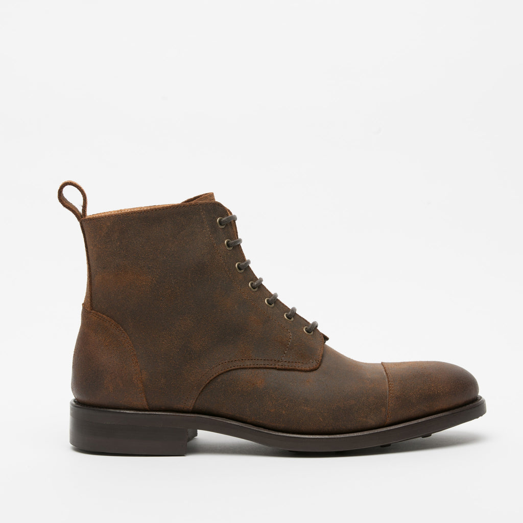 The Dragon Boot in Rust ORIGINAL (Last Chance, Final Sale)