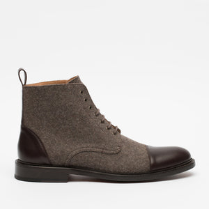Jack Boot Brown Side