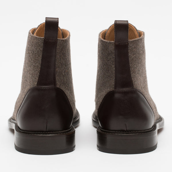 Jack Boot Brown Back