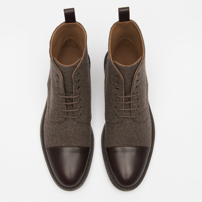 Jack Boot Brown Top