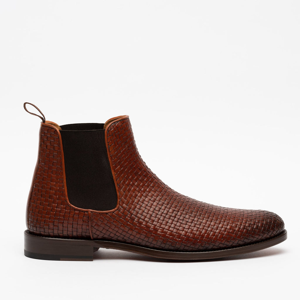 Jude Boot in Woven side view