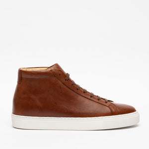 Hightop in Nutmeg side view