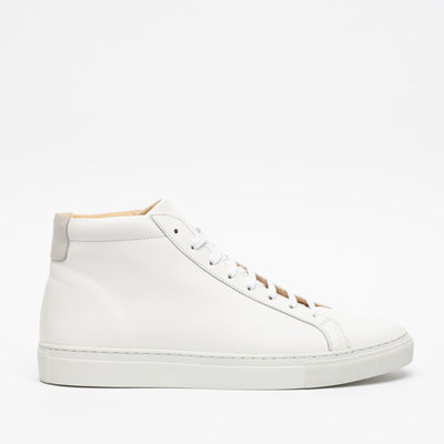 The Hightop in White