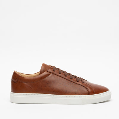 Sneaker in Nutmeg side view