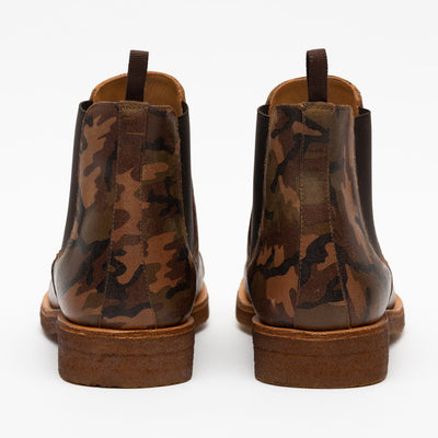 The Outback Boot in Camo