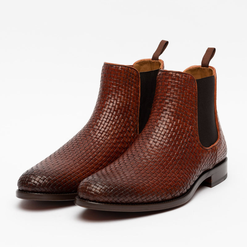2e309dc18 The Jude Boot in Woven The Jude Boot in Woven