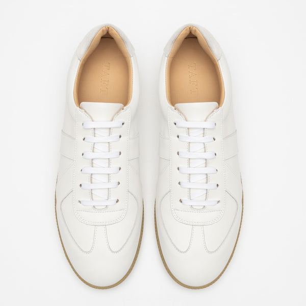 the GAT sneaker in white side top