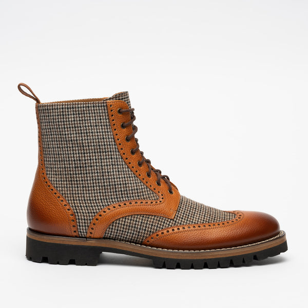 Holt Boot in Honey side view