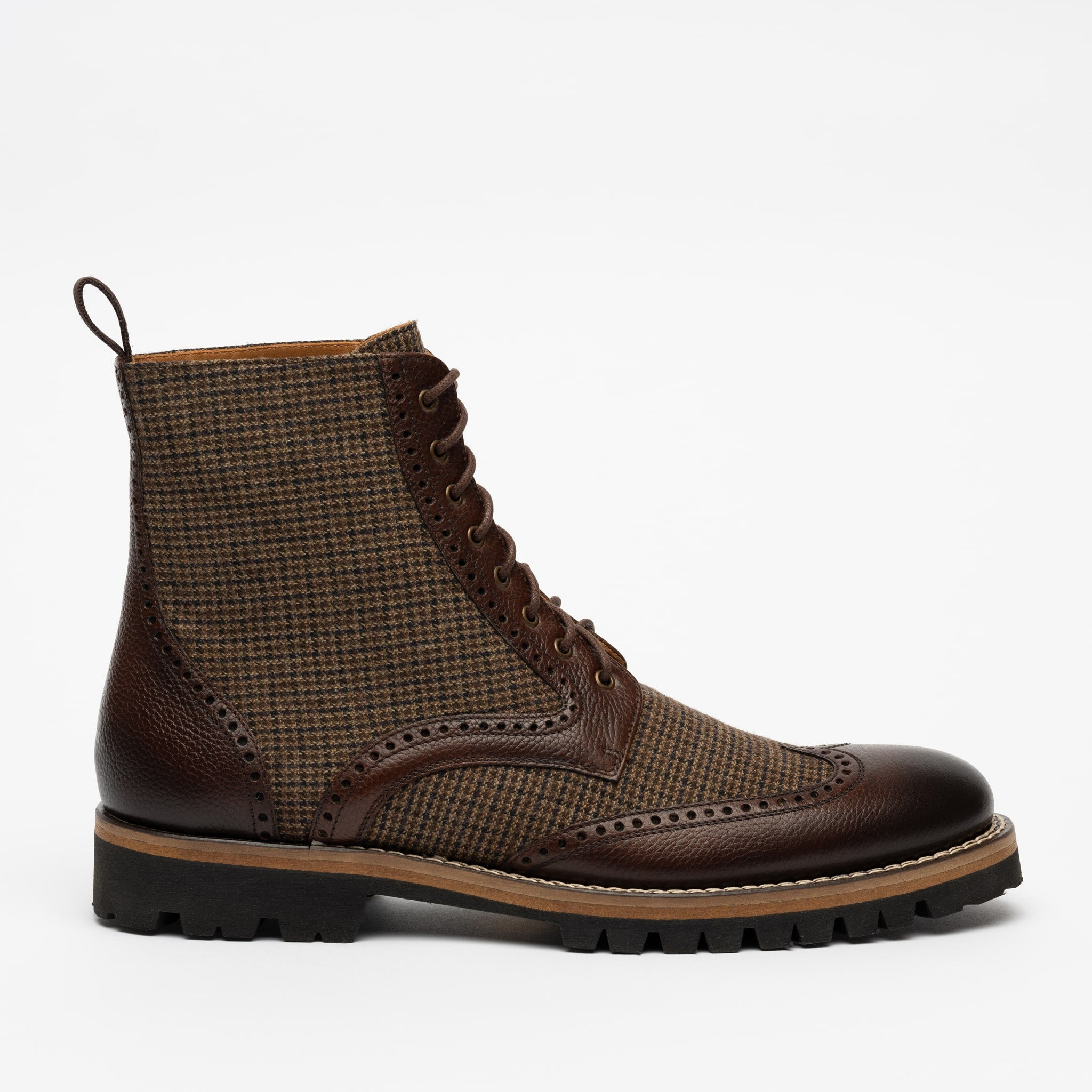 Holt Boot in Espresso side view