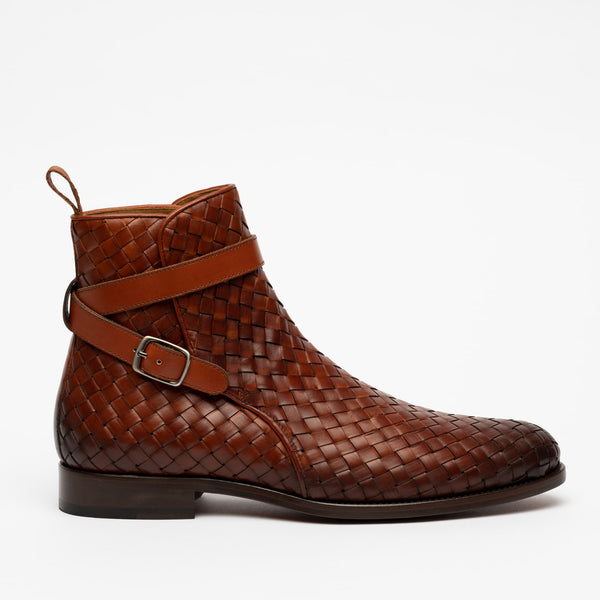 The Dylan Boot in Woven