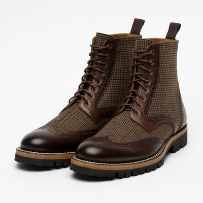 Holt Boot in Espresso angle view