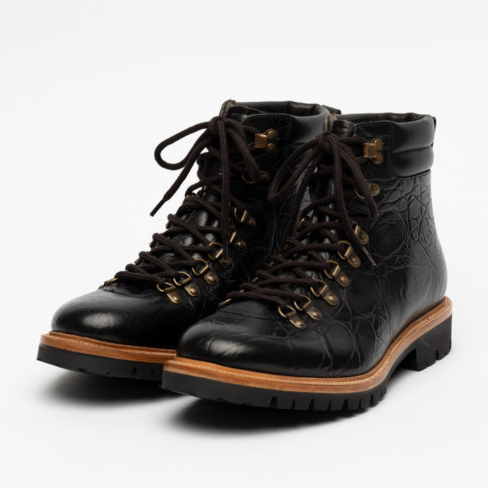 The Viking Boot in Ebony