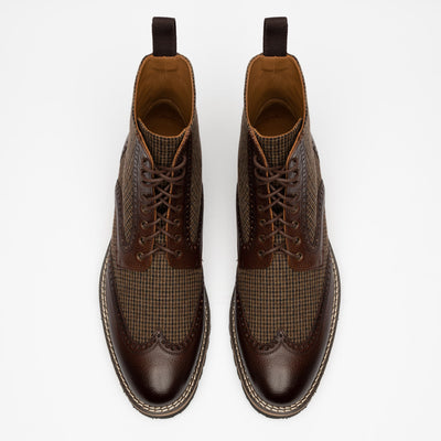 The Holt Boot in Espresso