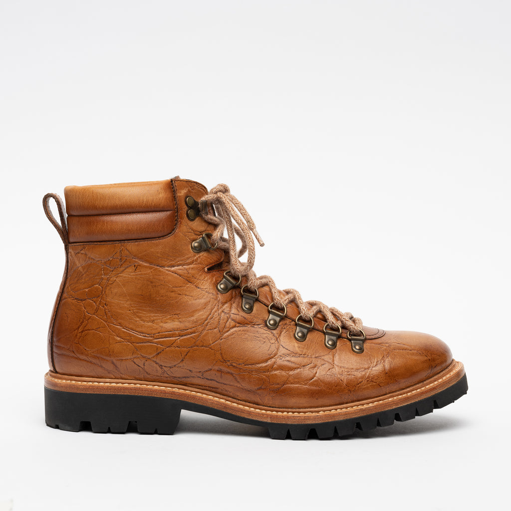 The Viking Boot in Cedar (Last Chance, Final Sale)