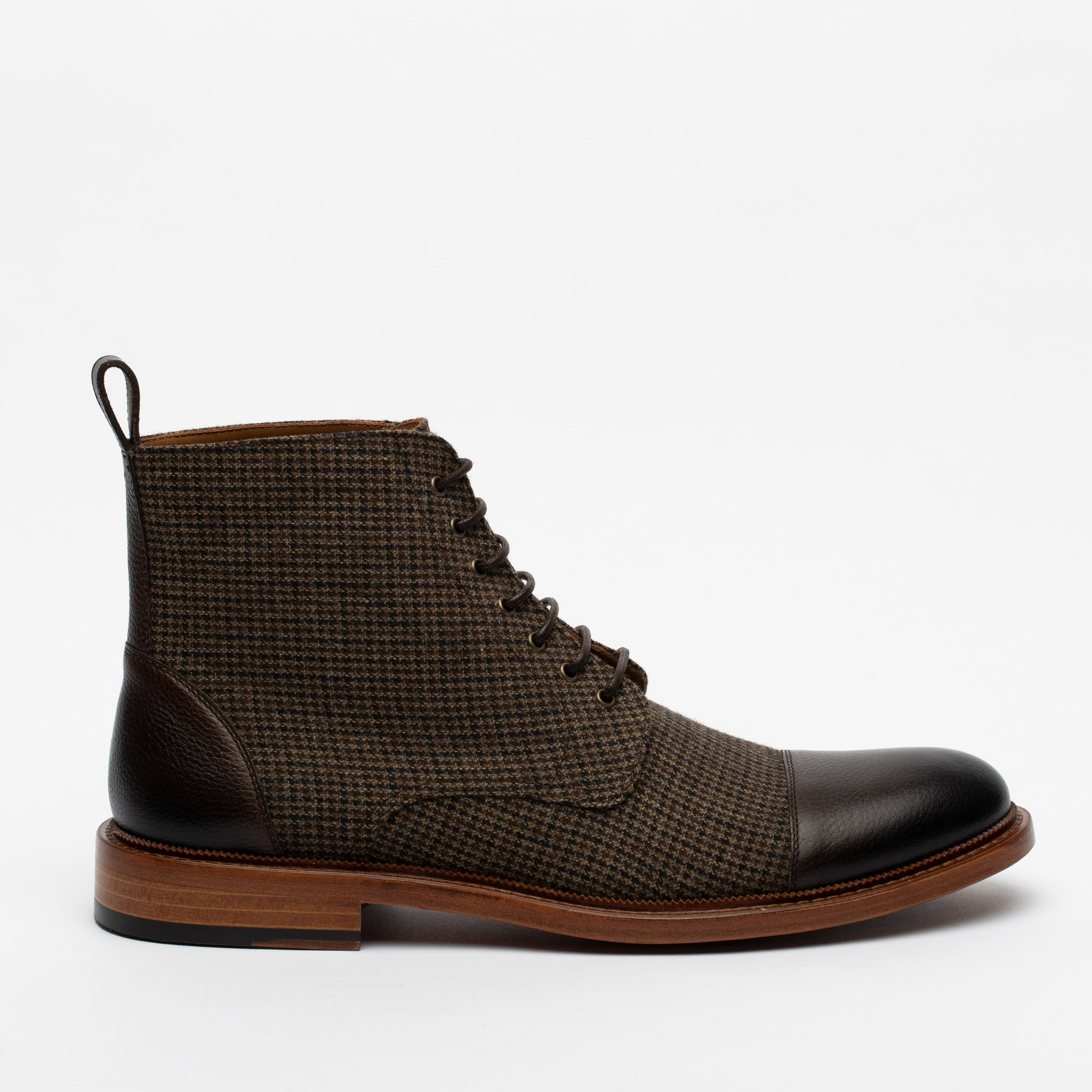 The Jack Boot in Olive (Last Chance