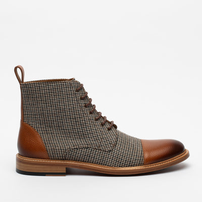 Jack Boot in Walnut side view