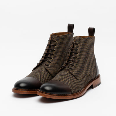 Jack Boot in Olive angle view