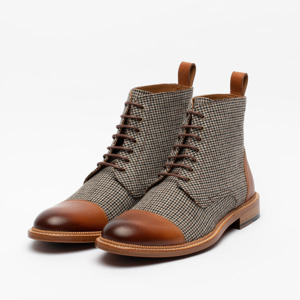 Jack Boot in Walnut angle view
