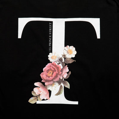 The Floral T Long Sleeve