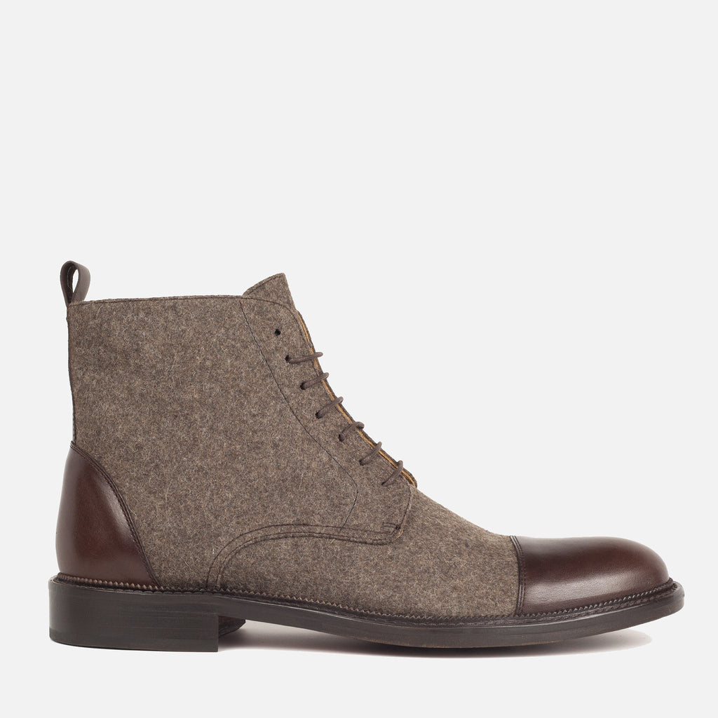 The Jack Boot in Brown (SECONDS)