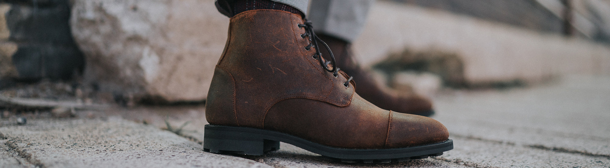 The Dragon Boot in Rust on model