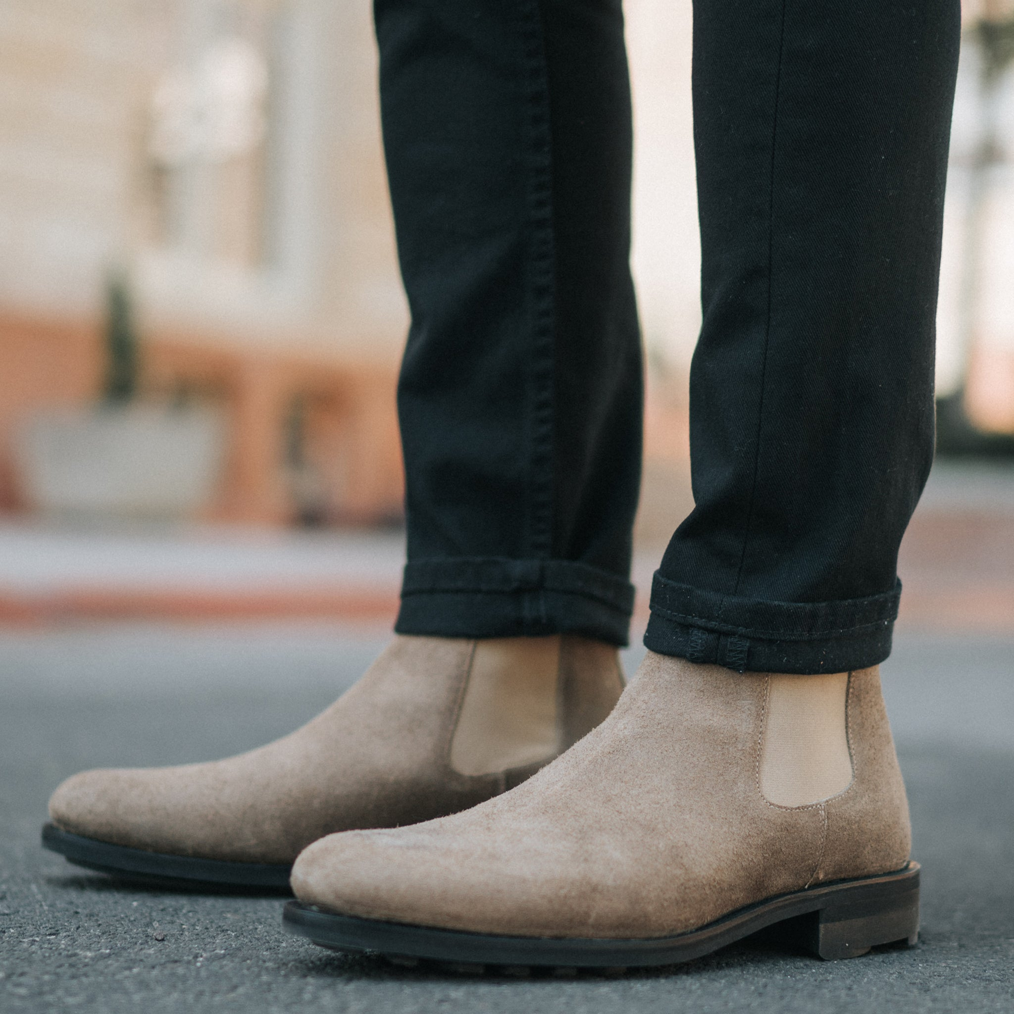 The Drake Boot in Gaucho